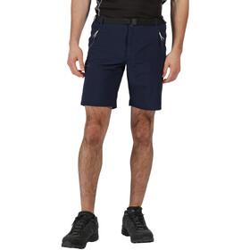Regatta Xert III Stretch Shorts Hombre, navy